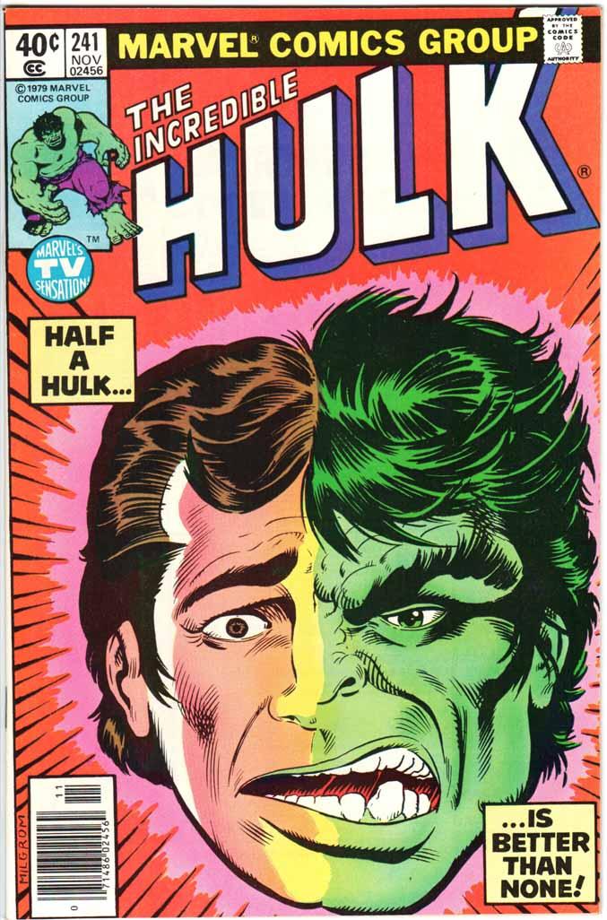 Incredible Hulk (1962) #241 MJ