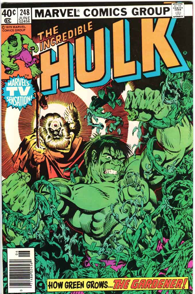 Incredible Hulk (1962) #248 MJ