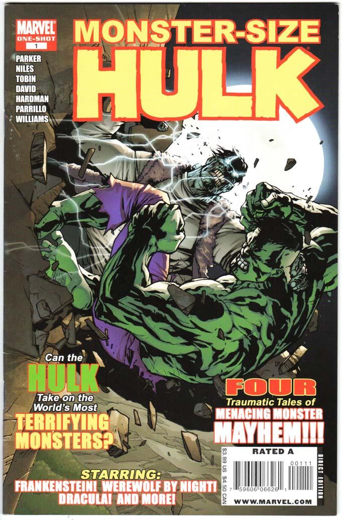 Monster-Size Hulk (2008) #1