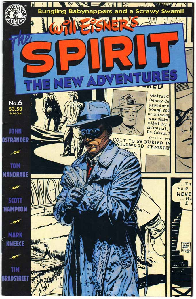 Spirit: The New Adventures (1998) #6