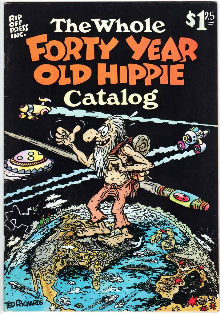 Forty Year Old Hippie (1979) #1