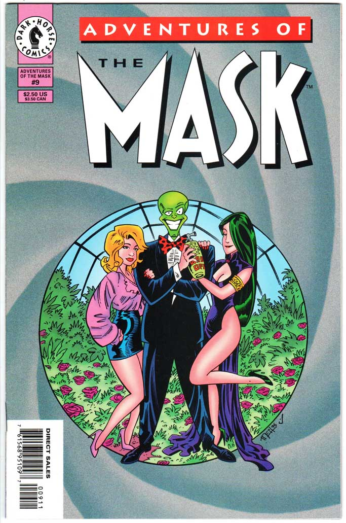 Adventures of the Mask (1996) #9