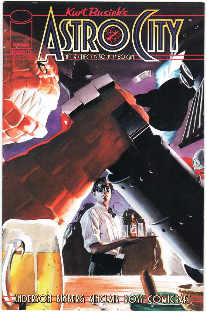 Astro City (1996) #4