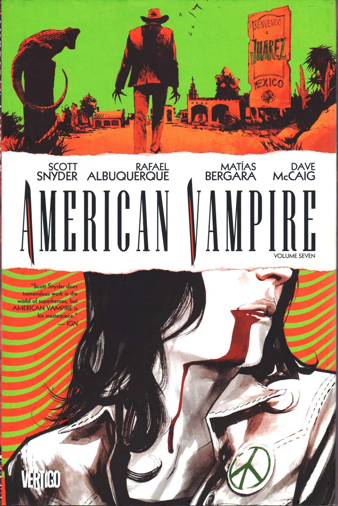 American Vampire HC (2010) #7