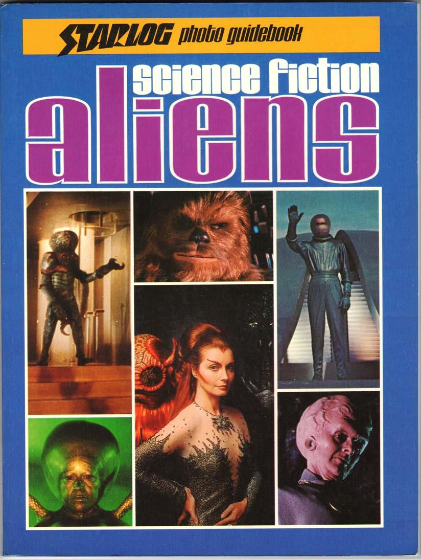 Starlog: Science Fiction Aliens (1977)