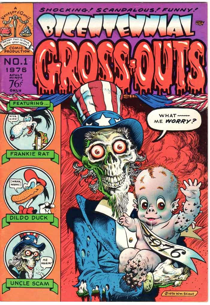 Bicentennial Gross-Outs (1976) #1