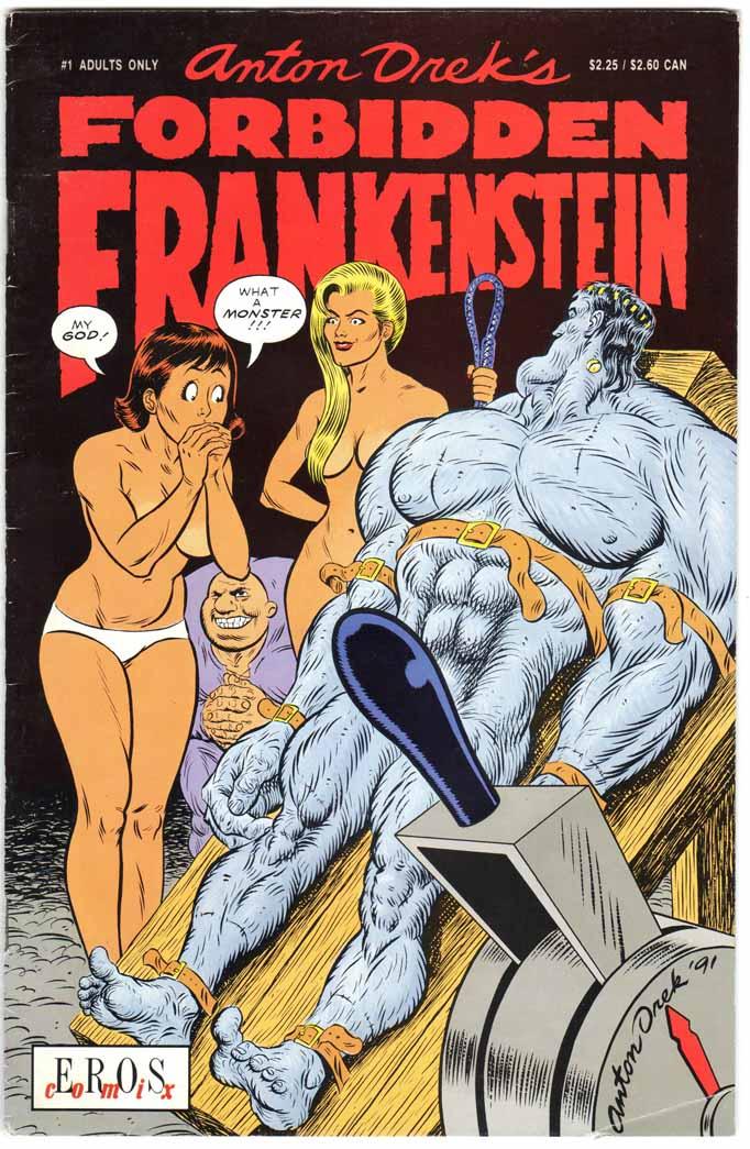 Forbidden Frankenstein (1991) #10
