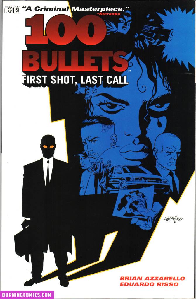 100 Bullets (2000) TPB #1