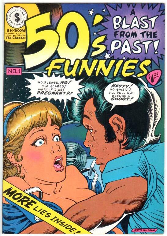 50's Funnies (1980) #1