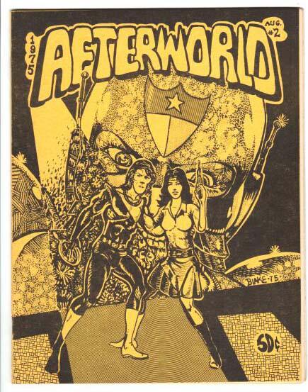 Afterworld (1975) #2