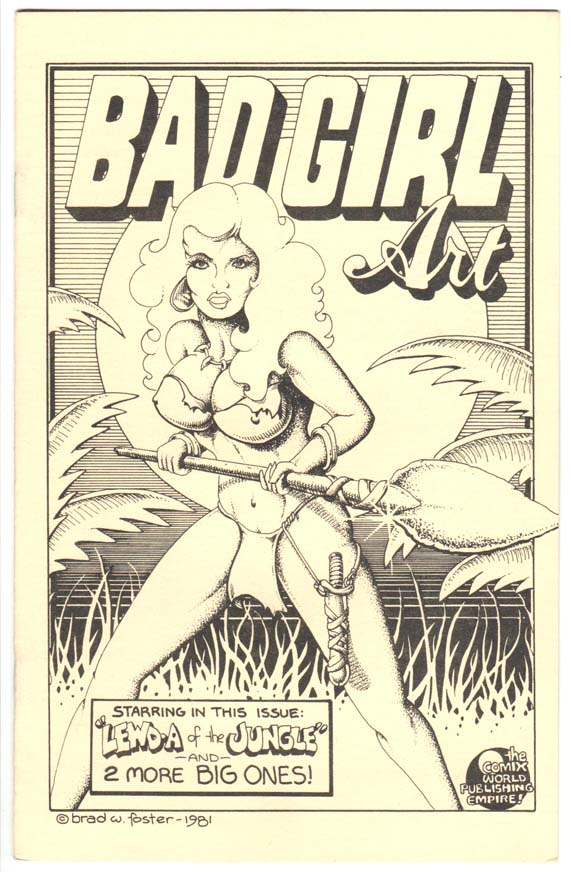 Bad Girl Art (1981) #1