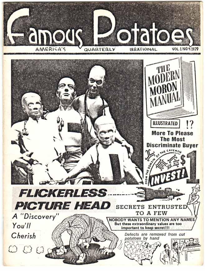 Famous Potatoes (1979) #4