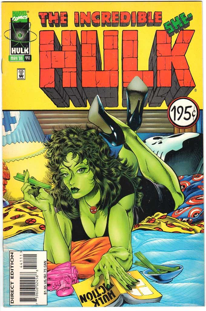 Incredible Hulk (1962) #441