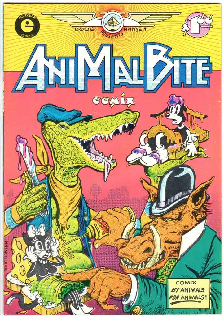 Animal Bite Comix (1979) #1