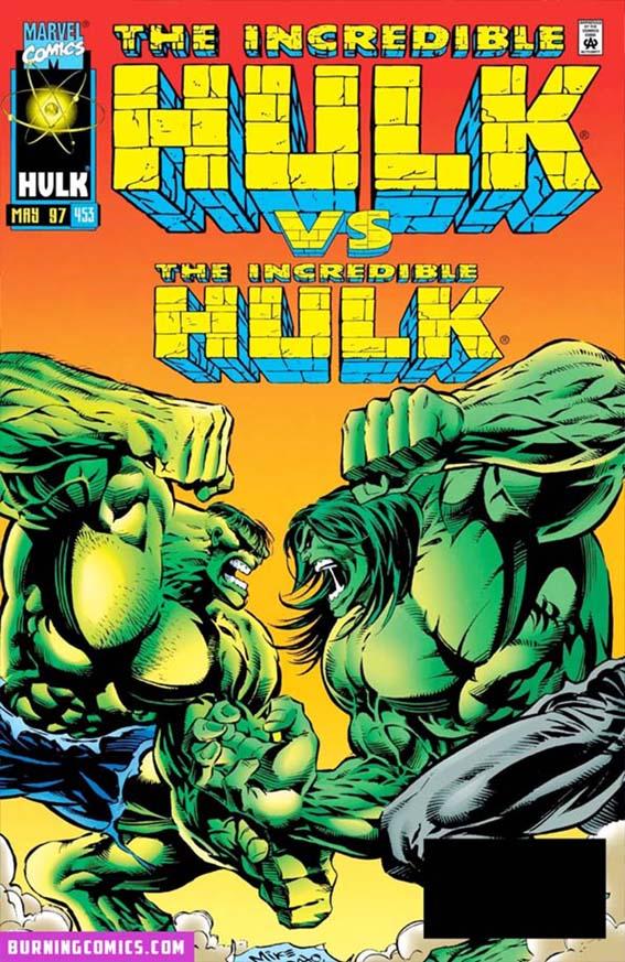 Incredible Hulk (1962) #453