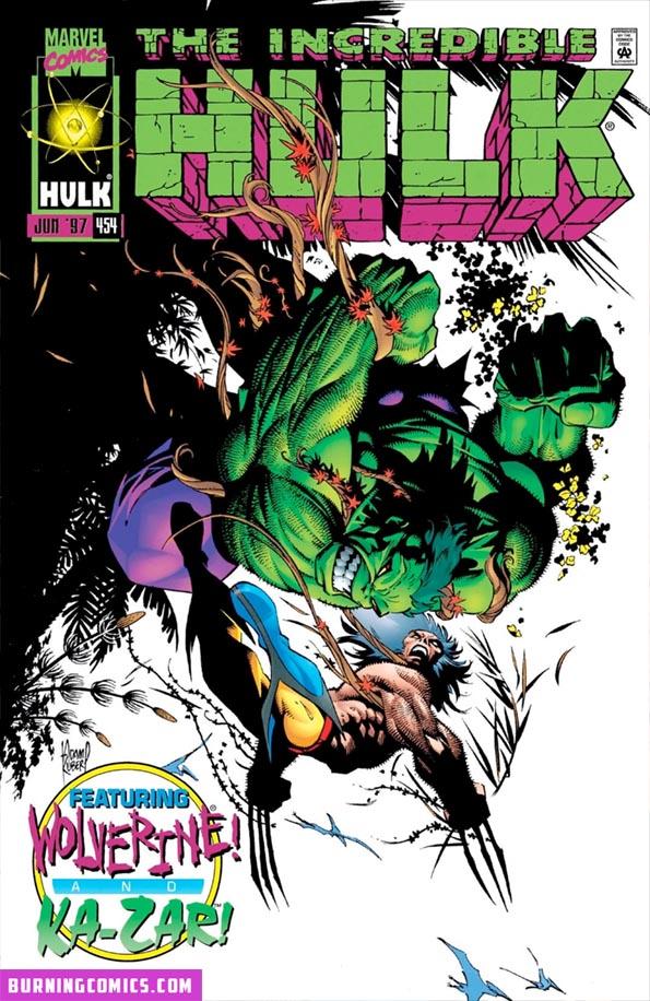 Incredible Hulk (1962) #454