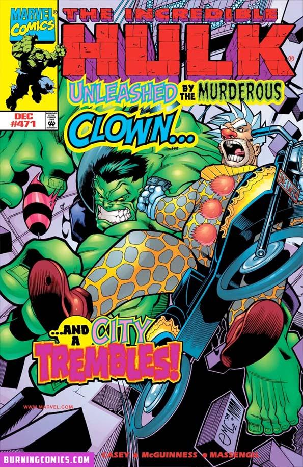 Incredible Hulk (1962) #471
