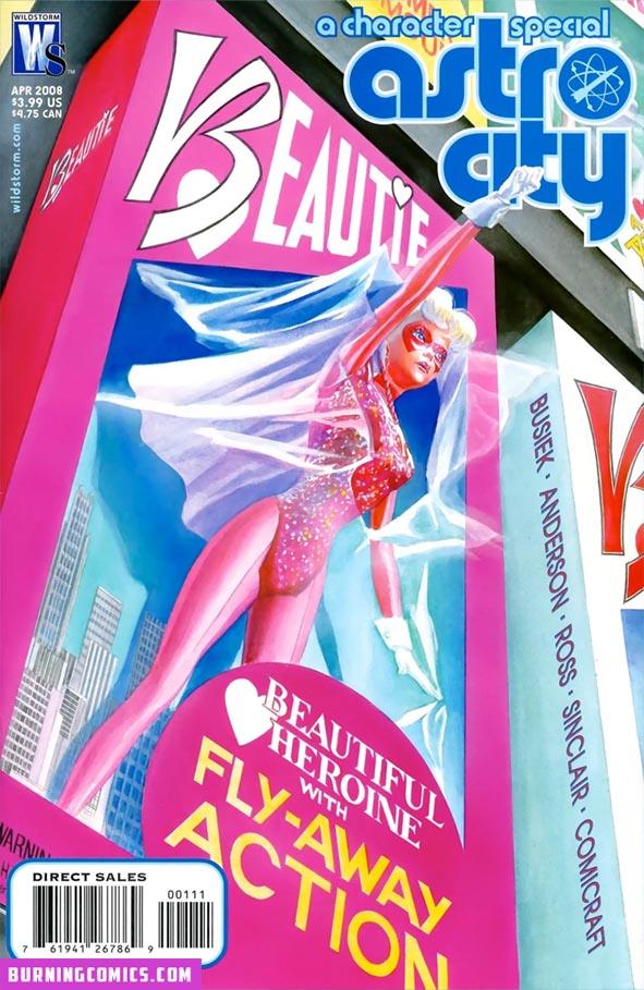 Astro City: Beautie (2006) #1