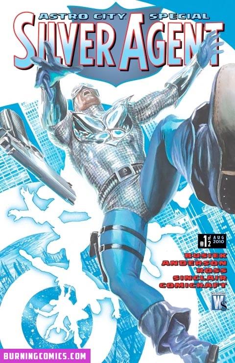 Astro City: Silver Agent (2010) #1 + 2 (SET)