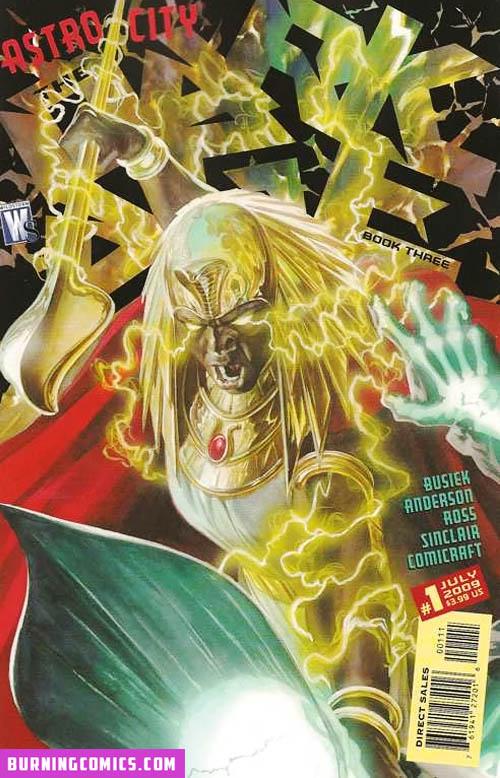 Astro City: The Dark Age Book 3 (2009) #1 – 4 (SET)