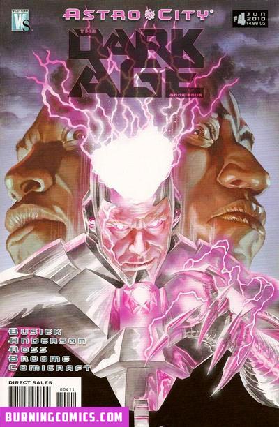 Astro City: The Dark Age Book 4 (2010) #1 – 4 (SET)