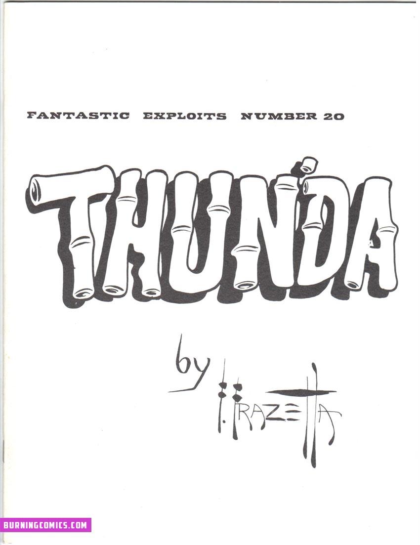 Fantastic Exploits (1970) #20