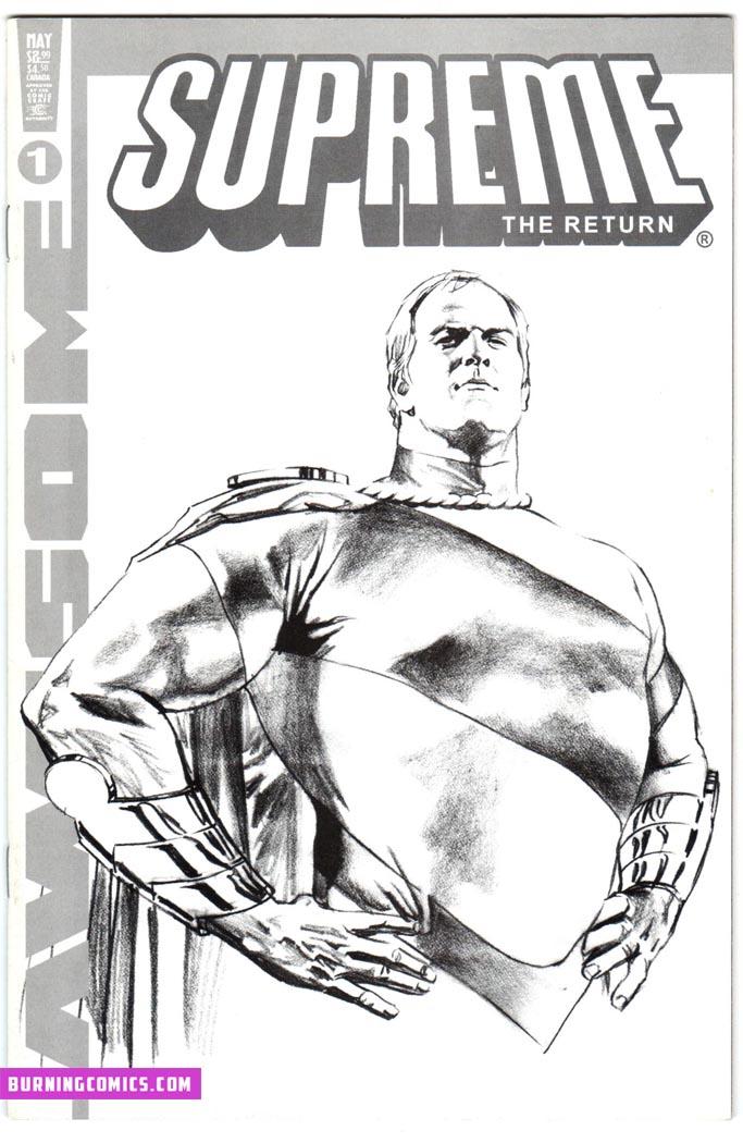 Supreme: The Return (1999) #1 – 6 (SET)