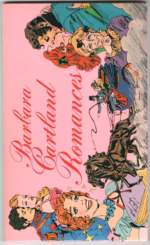 Barbara Cartland Romances (1981)