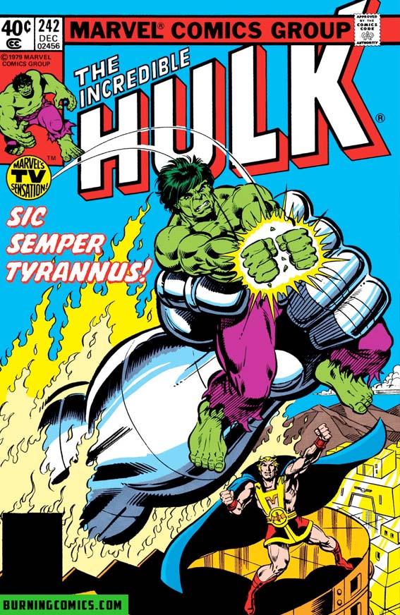 Incredible Hulk (1962) #242