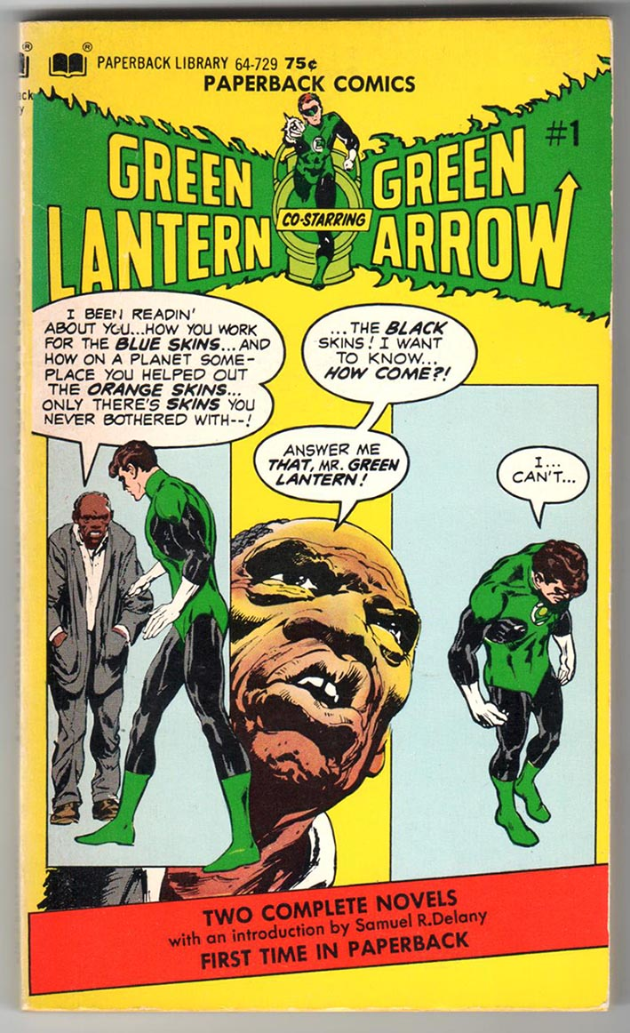 Green Lantern / Green Arrow (1972) PB #1 – 2 (SET)