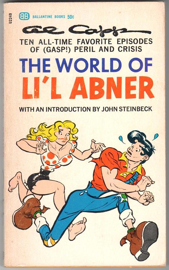 The World of Li'l Abner – Al Capp (1953) PB