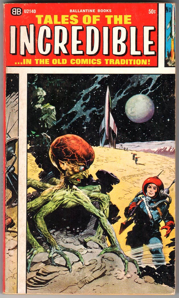 Tales of the Incredible (1965) PB