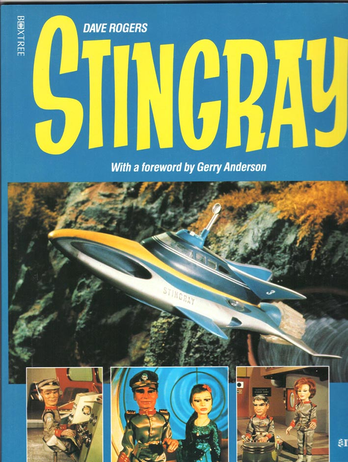 Stingray (1992) – Dave Rogers