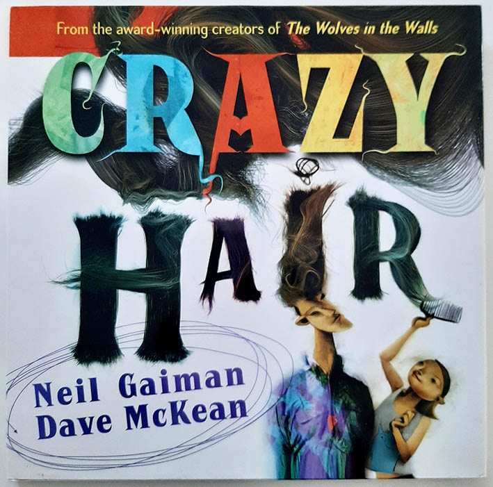 Crazy Hair (2009) HC