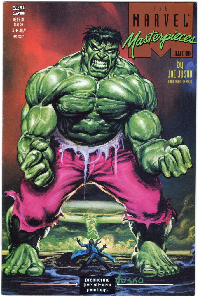 Marvel Masterpieces Collection (1993) #3
