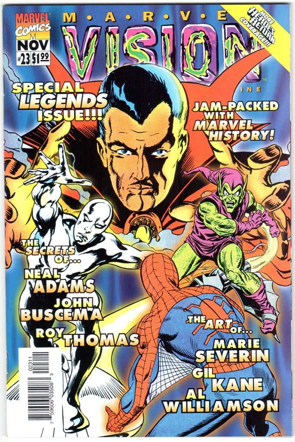 Marvel Vision (1996) #23