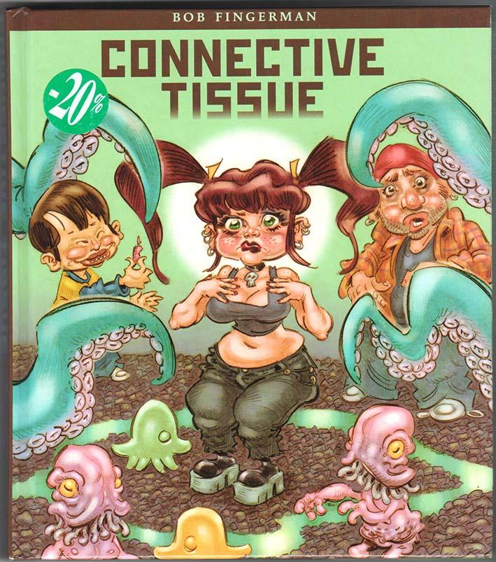 Connective Tissue (2009) HC