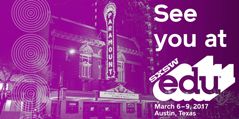 See you at SXSWedu