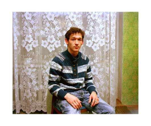 Dimar, Rybnitsa. Dimar hasn't seen his parents for 3 years as they left to work in Sochi, Southern Russia.