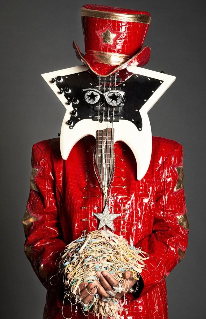 Bootsy Collins / Star Bass, 2010, Cincinatti Ohio