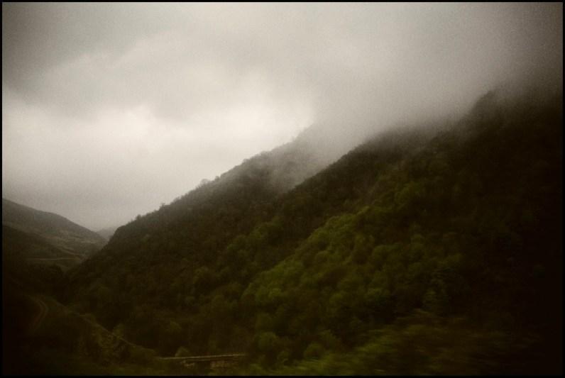 Mountains Karabahk.