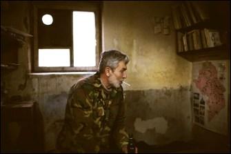 Laboratory of a war veteran in Stepanakert.