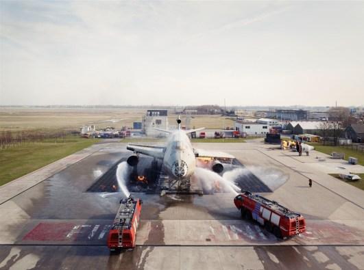 Schiphol Airport Firetraining Centre
