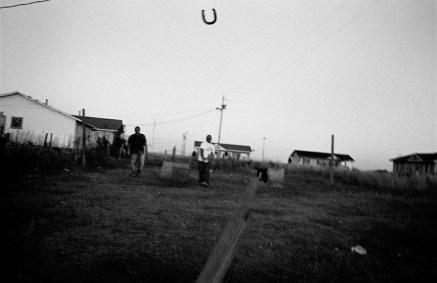 Horseshoes, Allen, Pine Ridge Reservation. (2008)