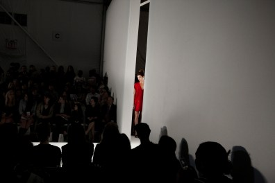 Andy&Debb Fashion Show, New York Fashion Week, 2009.