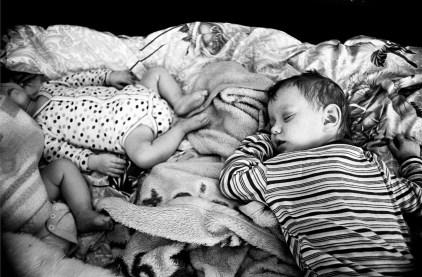 Darek's children.