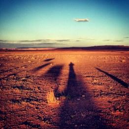 Self Portrait. Navajo Nation.