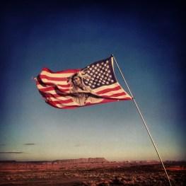 Native Pride. Tuba City, Arizona.