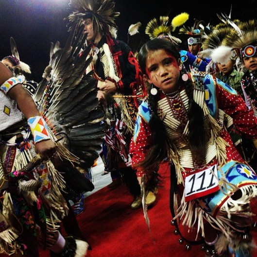 Native American Powwow. Denver, Colorado.