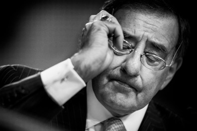 Defense Secretary Leon Panetta testifies before the Senate Armed Services Committee on the Defense Authorization Request for FY2013.